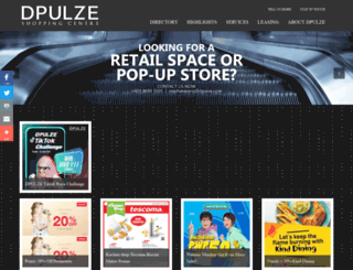 dpulze.com screenshot