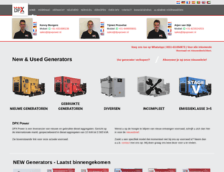 dpxglobal.com screenshot