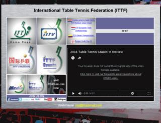 dr.ittf.com screenshot