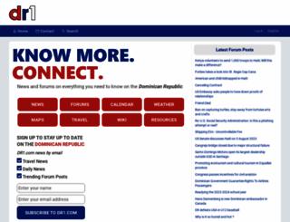 dr1.com screenshot