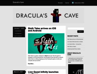 draculascave.co screenshot
