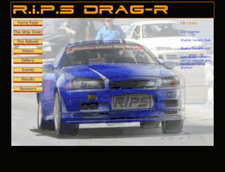 drag-r.com screenshot
