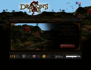 dragons.tl screenshot