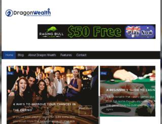 dragonwealth.net screenshot