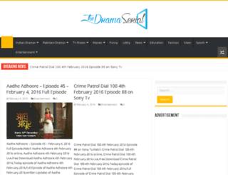 drama-serials.net screenshot