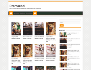 dramacool.biz screenshot
