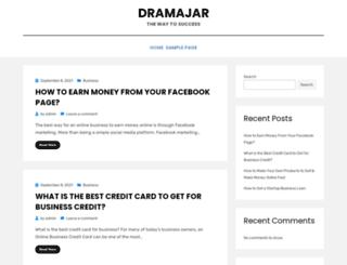 dramajar.com screenshot