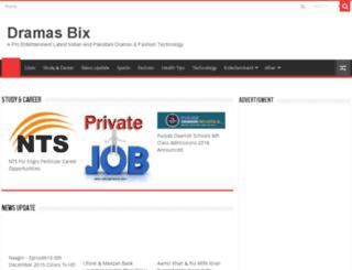 dramasbix.net screenshot