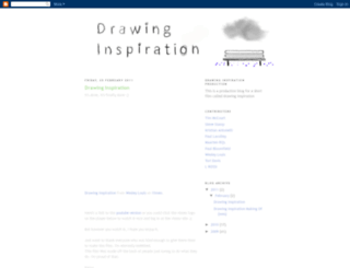 drawinginspirationproduction.blogspot.com screenshot