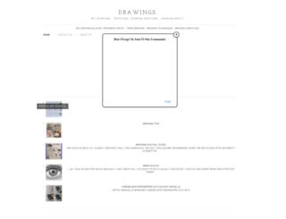 drawingpaints.blogspot.com screenshot