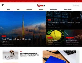 drberkleyskinbody.soup.io screenshot