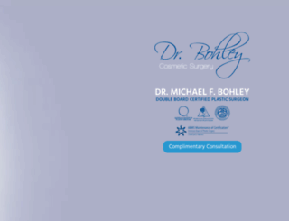 drbohley.com screenshot