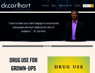 drcarlhart.com screenshot