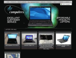 drcomps.com screenshot