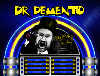 drdemento.com screenshot