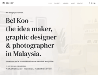 dream-design.net screenshot