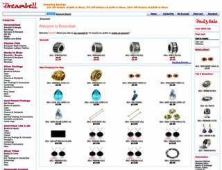 dreambell.com screenshot