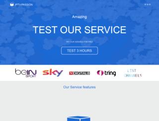 dreambox-share.com screenshot