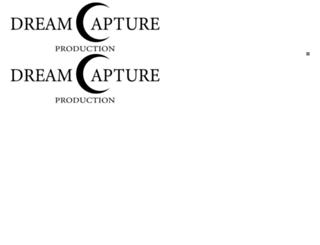 dreamcaptureproduction.com screenshot