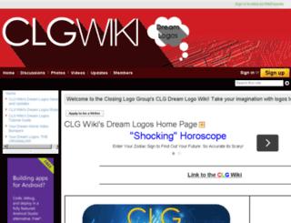 dreamlogos.wikifoundry.com screenshot