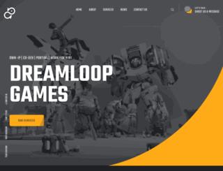 dreamloop.net screenshot
