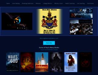 dreammakerministries.com screenshot
