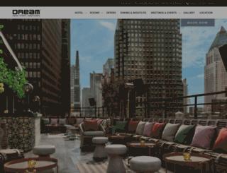 dreamny.com screenshot