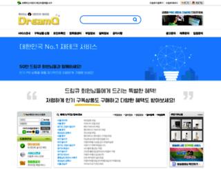 dreamq.net screenshot