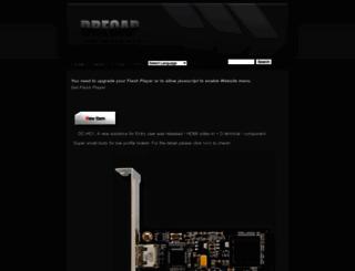 drecap.com screenshot