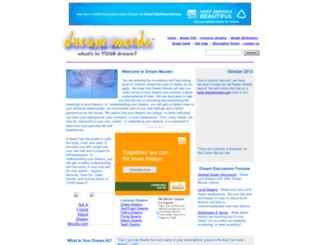 dreemmoods.com screenshot