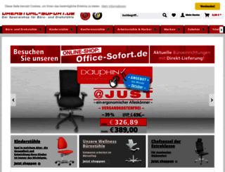 drehstuhl-sofort.de screenshot