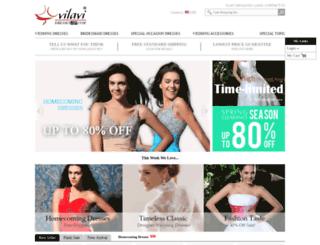 dresses123.com screenshot