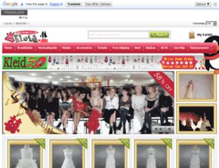 dressup1000.com screenshot