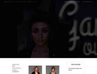 dressupdolls.wordpress.com screenshot