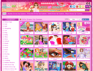 dressupgames8.com screenshot