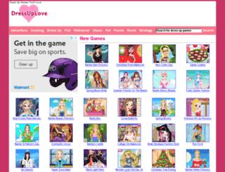 dressuplove.com screenshot