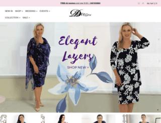 dressxox.com.au screenshot