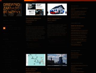 drewnozamiastbenzyny.pl screenshot