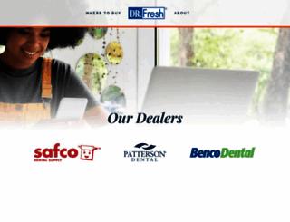 drfreshdental.com screenshot