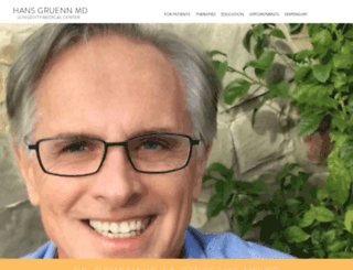 drgruenn.com screenshot