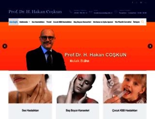 drhakancoskun.com screenshot