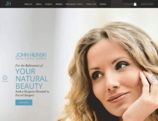 drhilinski.com screenshot