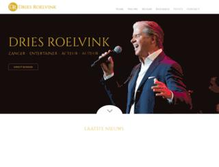driesroelvink.nl screenshot
