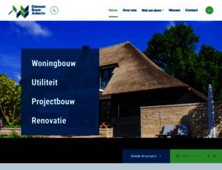 driessenbouw.nl screenshot