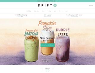 driftcoffee.kitchen screenshot