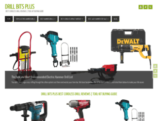 drillbitsplus.com screenshot