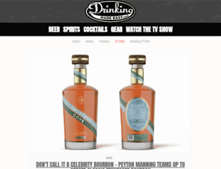 drinkingmadeeasy.com screenshot