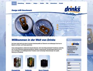 drinks.at screenshot