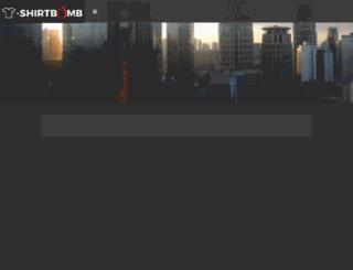 dripbomb.herokuapp.com screenshot