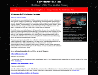 driveinmovie.com screenshot